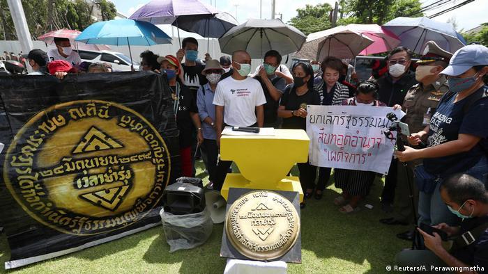 Thailand Jahrestag der Revolution