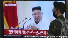 Spannungen zwischen Nordkorea und Südkorea