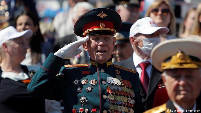 Russland Moskau Siegesparade 2020 (Reuters/M. Shemetov)
