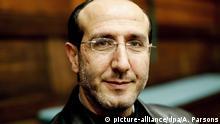 Ibrahim Moussawi - Herausgeber der Zeitung Al-Intiqad