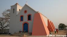 Angola Cuanza Norte   Lady of Victories Kirche in Massangano