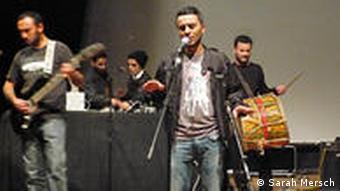 Berliner Band Erobert Tunesien Afrika Dw 29032010