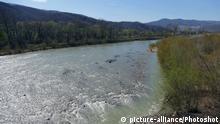 Ukraine Fluss Tscheremosch