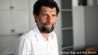 Osman Kavala 37 aydır tutuklu