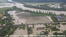 Ukraine | Überchwemmung