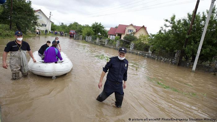 Евакуація постраждалих