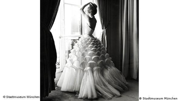 Платье от Жака Гриффа, Париж, 1953 г.