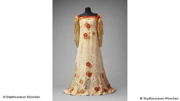Выходное платье, 1903 г.