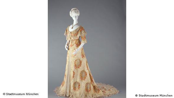Выходное платье, ок. 1900 г.