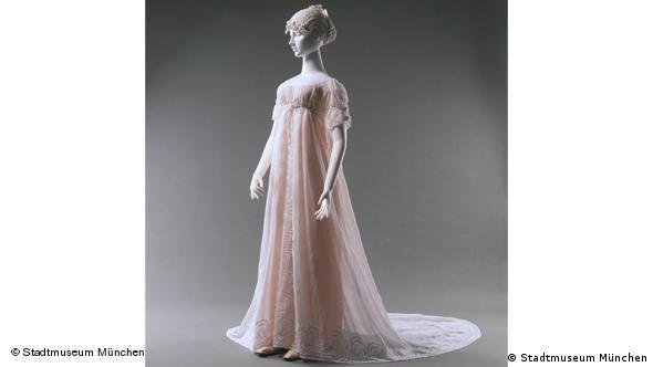 Домашнее платье, 1803-05 гг.