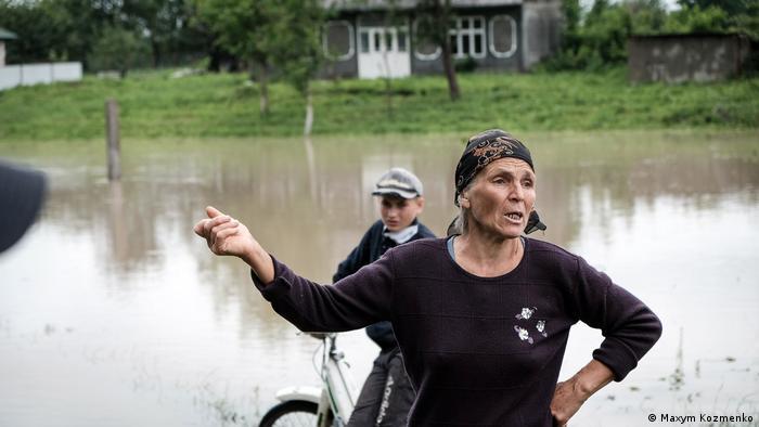 Івано-Франківська область найбільше постраждала через повені