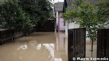 Ukraine Überschwemmungen