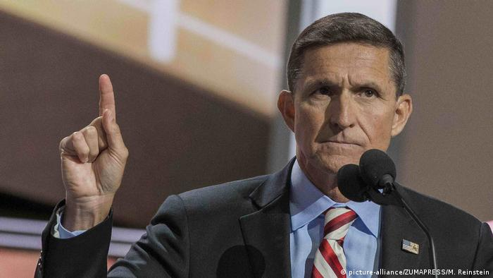 Michael Flynn in 2016