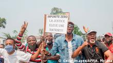 DR Kongo Kinshasa | Protest & Demonstration