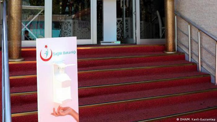Türkei   Hochzeit in Ankara   Coronavirus