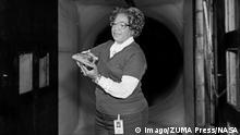 USA | Die einzige schwarze Luftfahrtingenieurin Mary Jackson