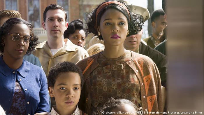 Filmstills Hidden Figures - Janelle Monae als Mary Jackson (picture-alliance/ZUMAPRESS/Entertainment Pictures/Levantine Films)