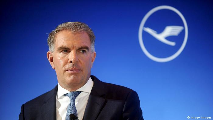 Deutschland Frankfurt | Bilanzpressekonferenz Lufthansa |