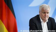 Berlin | Pressekonferenz: Horst Seehofer