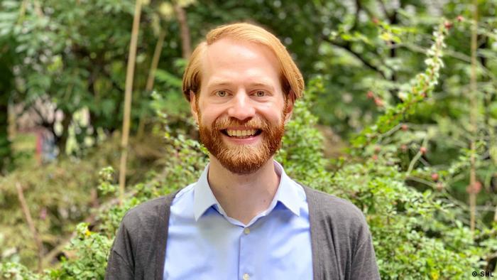 Deutschland Schüler Helfen Leben | Ansgar Seng Geschäftsführer bei der SHL in Berlin