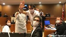 Türkei Journalisten vor Gericht | Barış Terkoglu und Barış Pehlivan