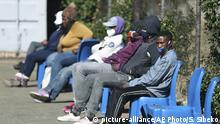 Süfafrika Johannesburg | Covid-19 Impfstoff Tests beginnen