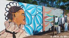 Mosambik Street-Art in Maputo