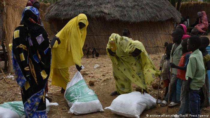 السودان يرزح تحت عبء الديون والوضع الاقتصادي المتفاقم وفيروس كورونا (أرشيف)