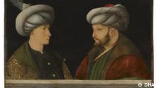 Malerei | Porträt des Sultans Mehmed II. Fatih (Rechts)