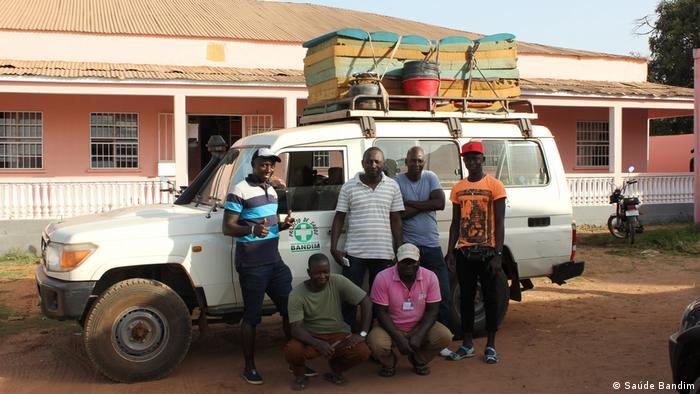 Guinea-Bissau | Bandim Health Project