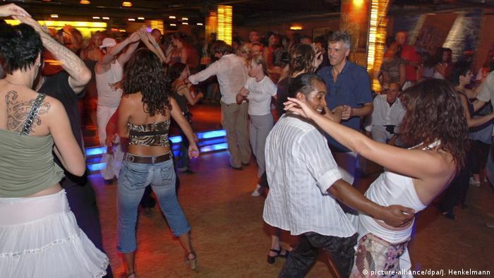 Berlin Club Nachtleben Party