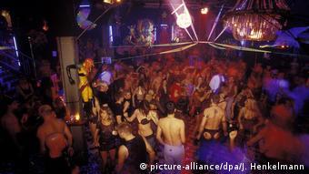 Πάρτι σε κλαμπ του Βερολίνου
