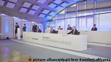Deutschland Frankfurt a.M. | Lufthansa-Hauptversammlung