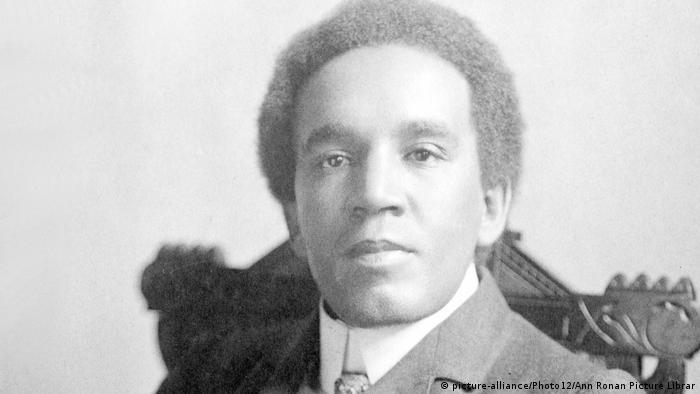 BG Farbige Komponisten | Samuel Coleridge-Taylor