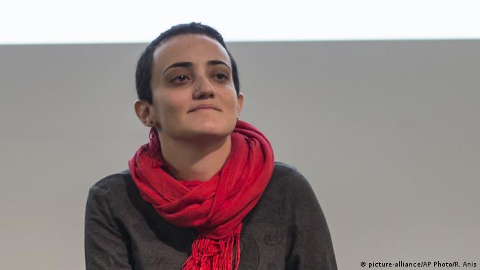 لينا عطالله: مؤسسة ورئيسة تحرير موقع مدى مصر