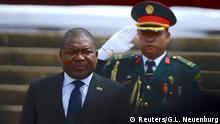 Mosambik Maputo | Filipe Nyusi, Präsident