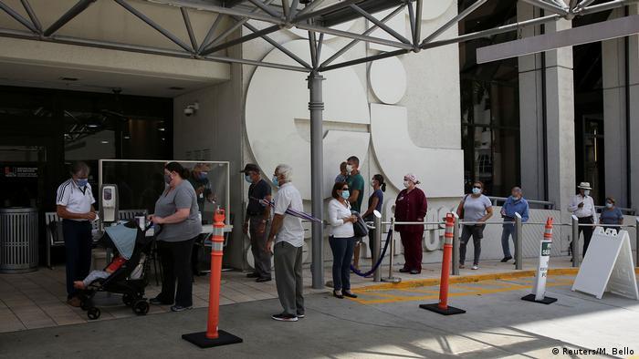 USA Miami | Coronavirus | Jackson Memorial Hospital