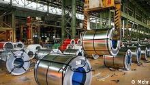 Iran Isfahan |Stahlfabrik Mobarakeh