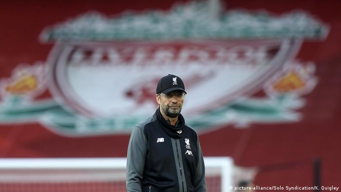 Fußball Liverpool Trainer Jürgen Klopp