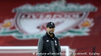 Jürgen Klopp, l'entraîneur de Liverpool