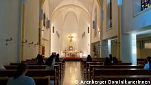 Deutschland Arenberger Dominikanerinnen | Hilfe in der Corona-Pandemie | Ordensschwester in der Kirche