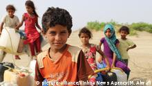 Jemen Wasserkrise
