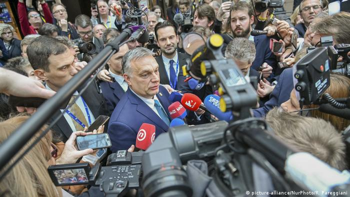 Viktor Orban Premierminister Ungarn