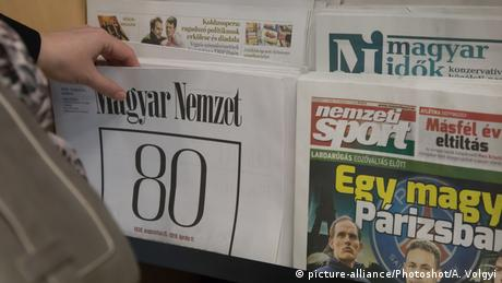 Presa din Ungaria este controlată de guvern, avertizează ONG-urile şi unii jurnalişti, în timp ce Viktor Orban se plânge că mai bine de jumătate din mass-media este critică la adresa executivului pe care îl conduce
