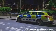 London Symbolbild Metropolitan Police