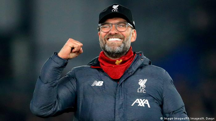 Opinion: Jürgen Klopp′s Premier League win with Liverpool a ...