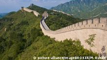 BG Fun facts | Chinesische Mauer