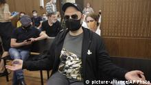 Moskau Prozess Kirill Serebrennikow