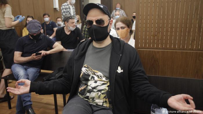Moskau Prozess Kirill Serebrennikow (picture-alliance/AP Photo)