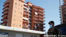 Ausbruch von Covid-19 in Mondragone, Italien